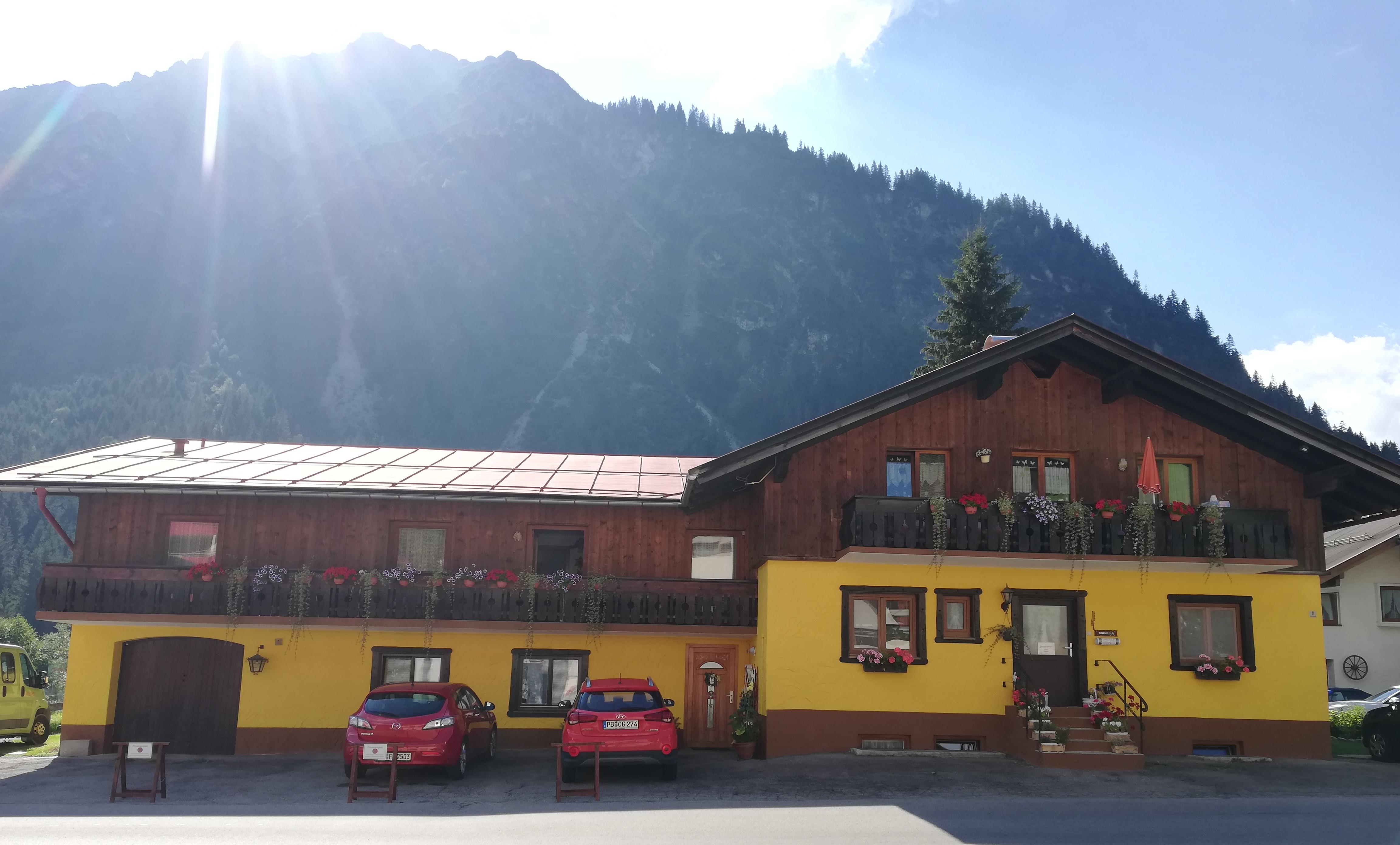 Start Gästehaus Kuschel
